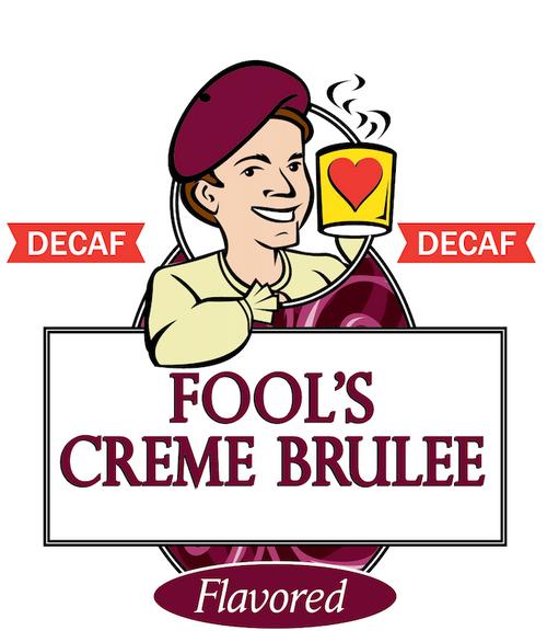 Fool's Decaf Creme Brulee
