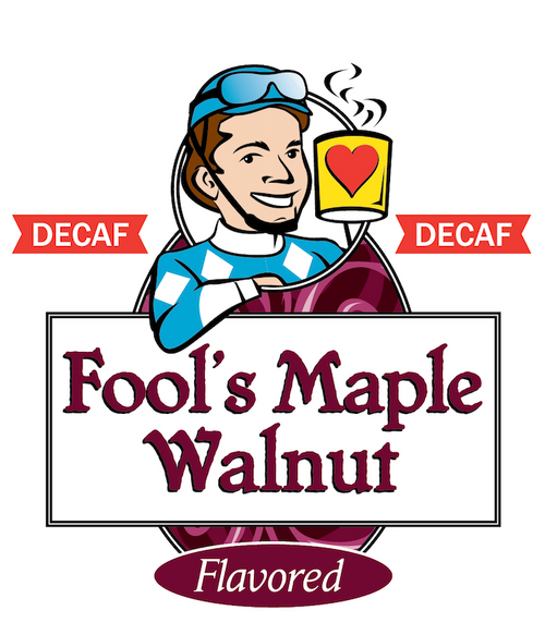 Fool's Decaf Maple Walnut