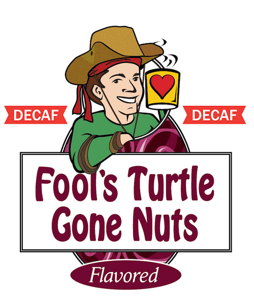 Fool's Decaf Turtle Gone Nuts