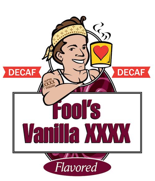 Fool's Decaf Vanilla XXXX