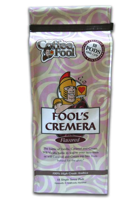 Fool's Cremera Pods - 18 Single Serve