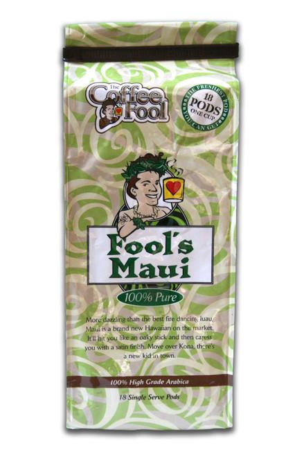 Fool's Maui Pods - 18 Single Serve