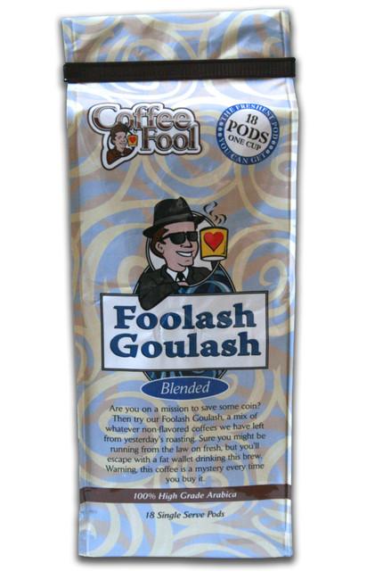 Foolash Goulash Pods - 18 Single Serve