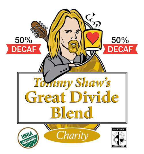 Tommy Shaw's Great Divide Blend