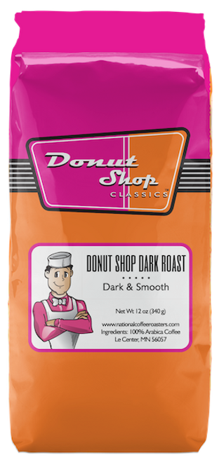 Donut Shop Dark Roast