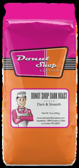 Donut Shop Dark Roast