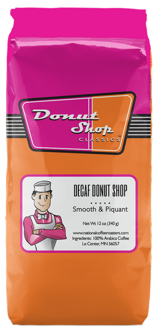 Decaf Donut Shop