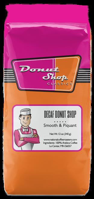Decaf Donut Shop
