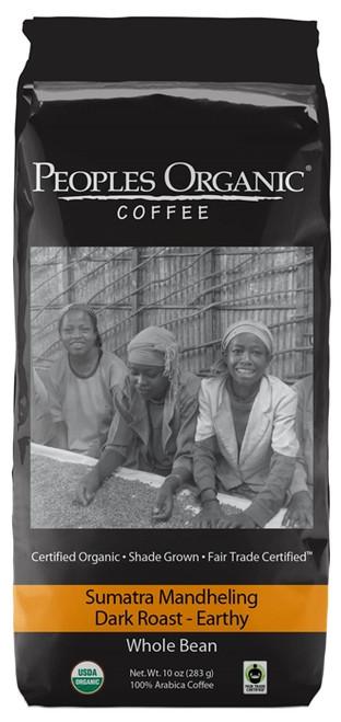 Peoples Organic Sumatra Mandheling