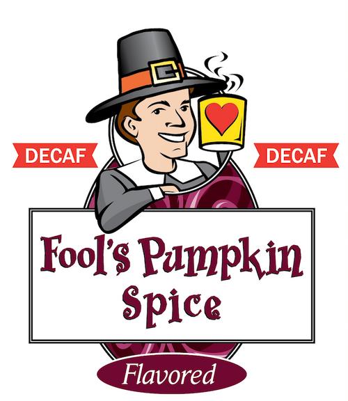 Fool's Decaf Pumpkin Spice