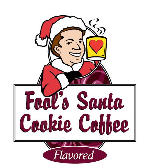 Fool's Santa Cookie Coffee