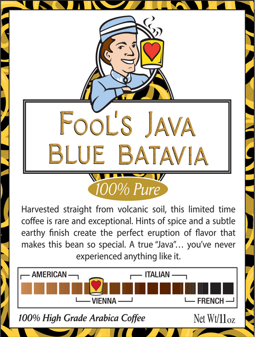 Fool's Java Blue Batavia