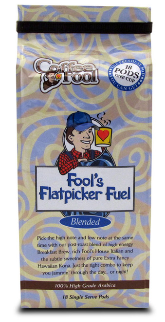 Fool's Flatpicker Fuel Pods - 18 Single Serve