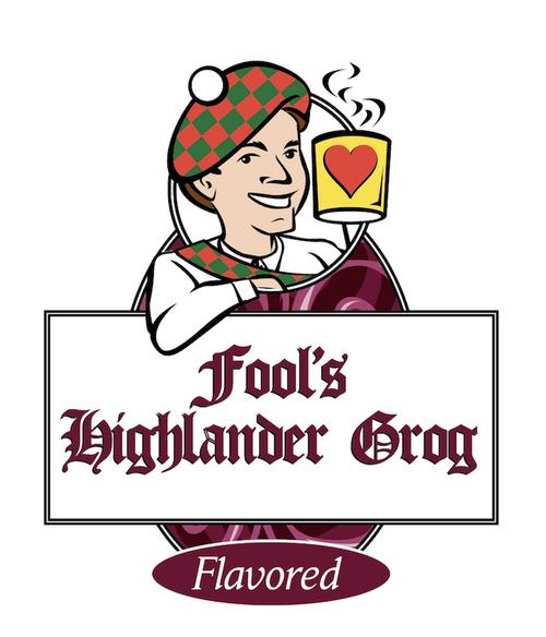 Fool's Highlander Grog Pods - 18 Single Serve