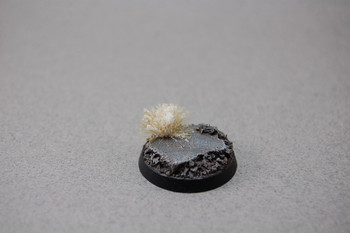Self-Adhesive Static Grass Tufts - 6mm Snow Frosted