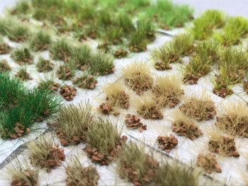 6mm Self-Adhesive Grass Samplers