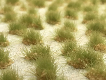 Self-Adhesive Tufts - 6mm Beachside - Natural Layout
