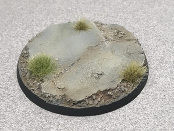 """Scenic Resin Bases - Urban Rubble 60mm """"A"""" Base"""