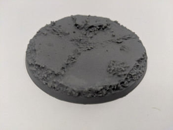 Scenic Resin Bases - Urban Rubble 80mm