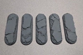 Scenic Resin Bases - Urban Rubble 70 x 25mm