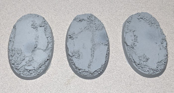 Scenic Resin Bases - Urban Rubble 75 x 42mm