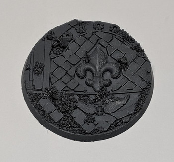 "Scenic Resin Bases - Rosarium 60mm ""A"""