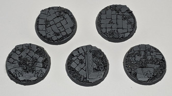 Scenic Resin Bases - Rosarium 40mm