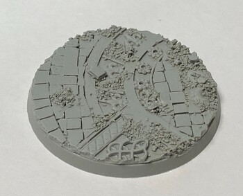 "Scenic Resin Bases - Rosarium 60mm ""B"""