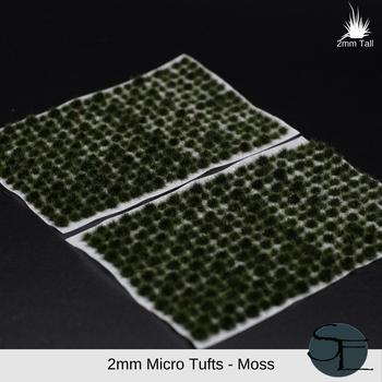 2mm Moss