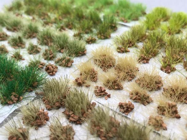 6mm Self-Adhesive Grass Samplers
