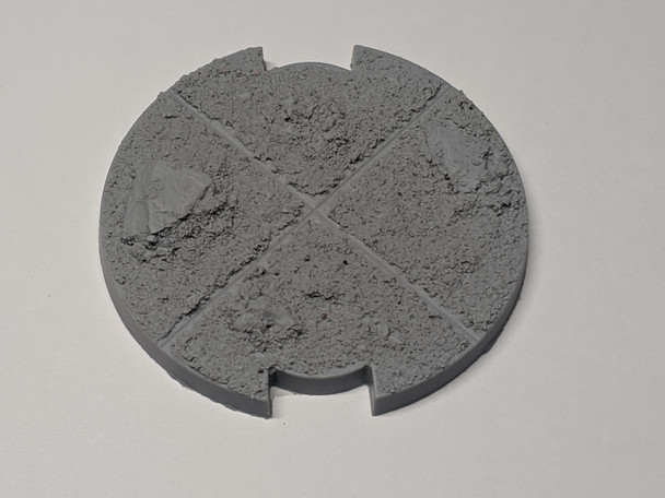 70mm Desert Hive Beveled Arc Base