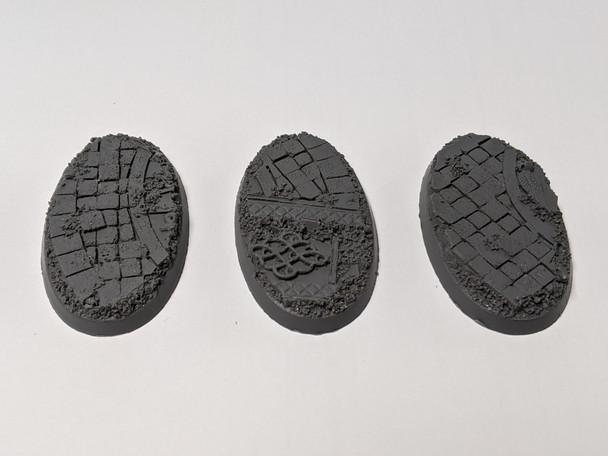 Scenic Resin Bases - Rosarium 60 x 35mm