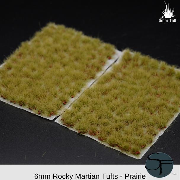 Rocky Martian Natural
