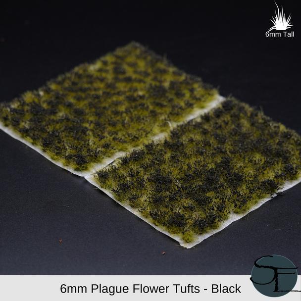 Black Plague Flowers