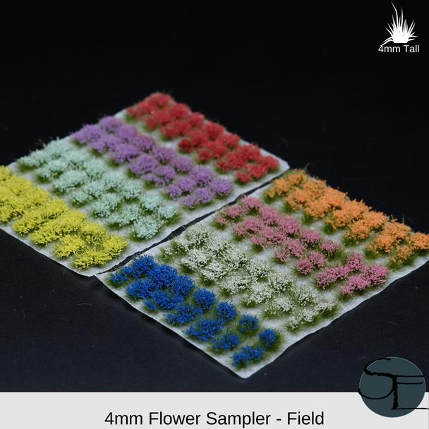 Flower Sampler