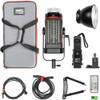 Aputure Light Storm C300d Mark II LED Light Kit - A-Mount