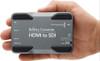 Blackmagic Design HDMI to SDI Battery Converter by Blackmagic