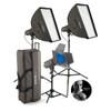 Westcott Strobelite PLUS 3-Light Softbox Kit