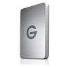 The 500GB G-DRIVE ev RaW USB 3.0 SSD with Rugged Bumper from G-Technology is designed for those who require on-the-go access to their files.