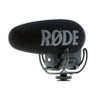 Rode VideoMic Pro+ with Rycote Lyre Suspension Mount left side