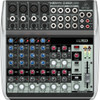 Behringer Q1202USB 12-Input, 2-Bus Mixer with USB Output