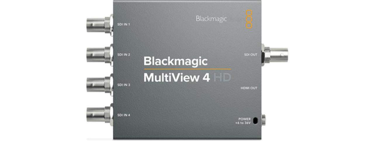 Blackmagic Design MultiView 4 HDL-MULTIP6G//04