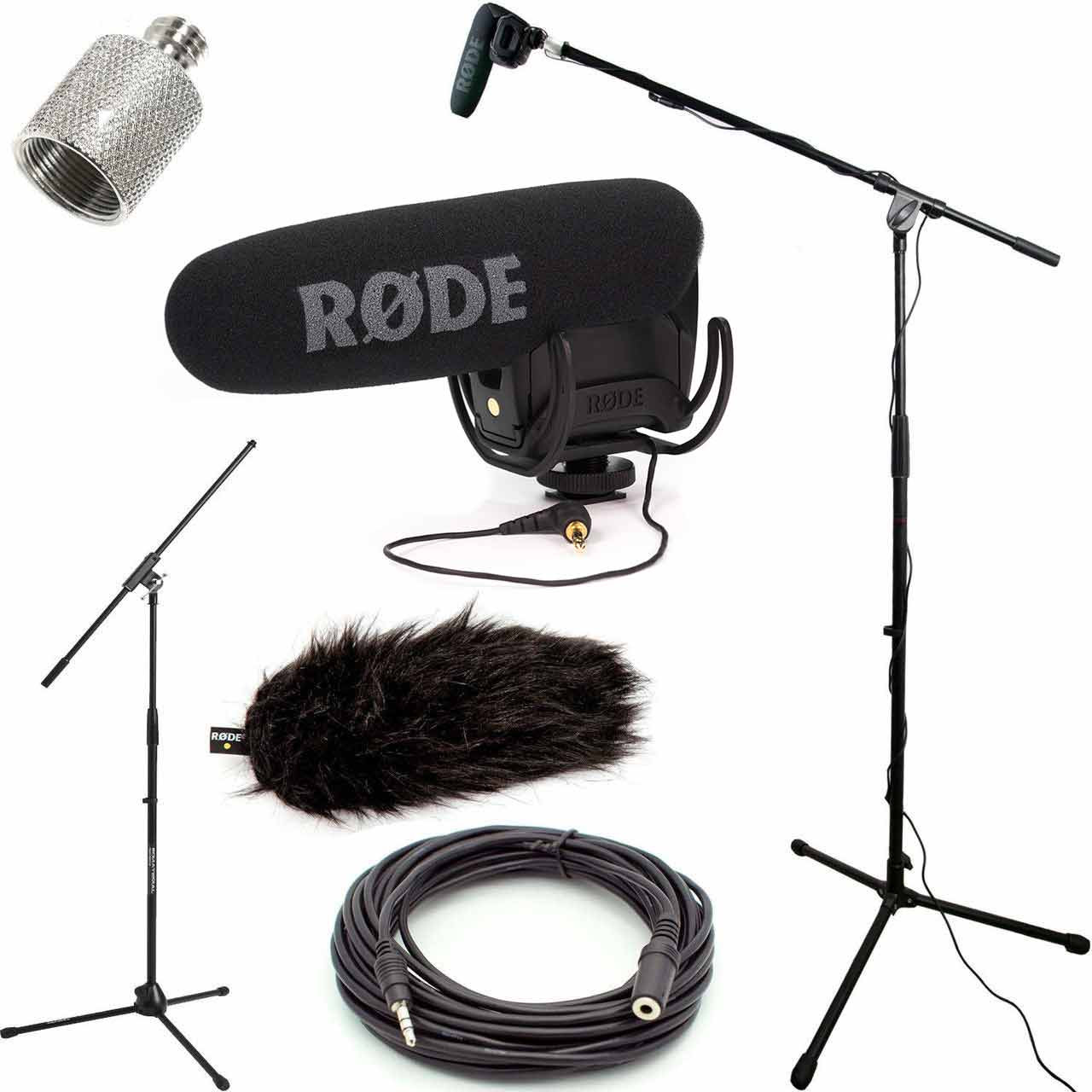 Steady Rode Shotgun Video Mic Selected Material Cameras & Photo
