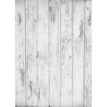 Westcott 623 X-Drop Vinyl Backdrop - Distressed Wood Mist