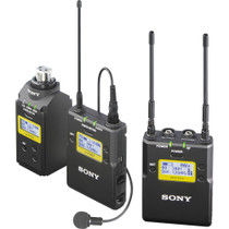 Sony UWP-D16/14 Digital Plug-on & Lavalier Combo Wireless Mic System