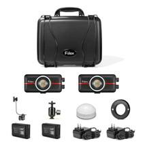 Fiilex M221 (Go2) Lighting Kit (2x-P100)