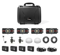 Fiilex M421 (Go4) Lighting Kit (4x-P100)