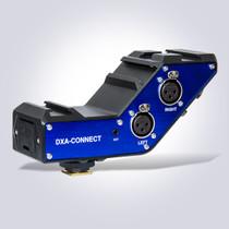 Beachtek DXA-CONNECT XLR Adapter / Bracket Combo Inputs