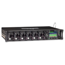 Sound Devices 688 16-Track Audio Recorder Front Angle