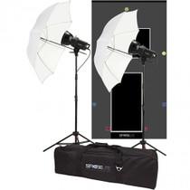 Westcott 240 Strobelite 2-Light Umbrella Educational Kit
